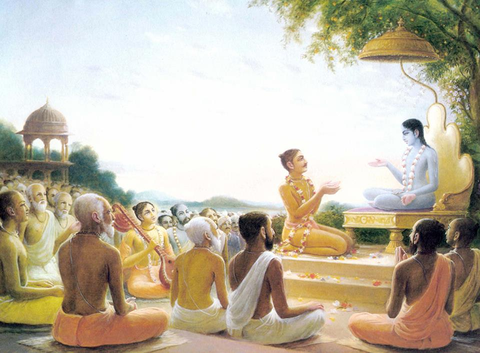 Bhagavatam – 11th Book (Uddhava Gita) – Recorded Class Videos